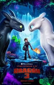 Cómo entrenar a tu dragón 3: Brillante cierre para una gran trilogía 2