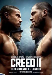 Creed II - Defendiendo el legado: Primero te haré fuerte 2