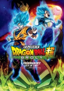 Dragon Ball Super: Broly 2.0 2