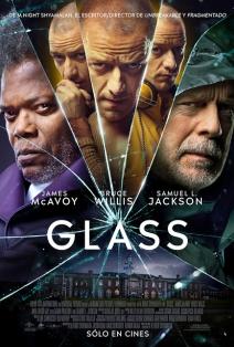 Glass: La trilogía de la desazón. 1