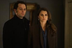 The Americans: Mejor serie dramática. Merecido premio.