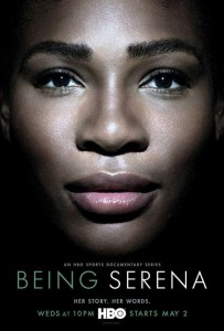 La serie documental Being Serena será emitida por HBO GO 2