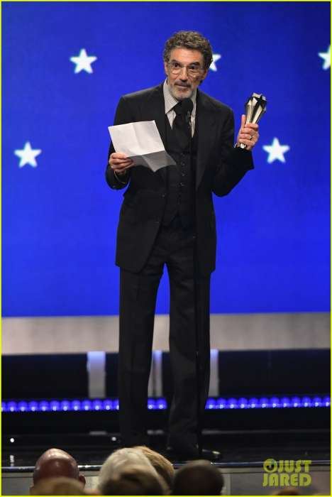 Los Critic Choice dieron su envión a Roma de Alfonso Cuarón. 5