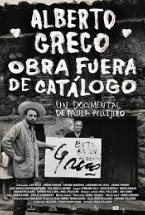 Alberto Greco, Obra fuera de catálogo: El rollo infinito 1