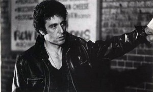 Al Pacino en un pasaje de Cruising