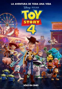 Nuevo tráiler y póster de Toy Story 4 1