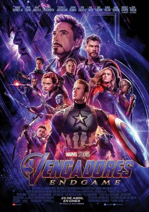 Avengers Endgame: El grand finale 2