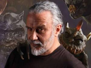 El realizador y especialista en efectos Sergio Stivaletti