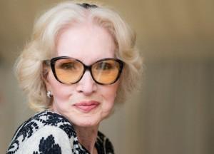 La legendaría actriz alemana Helga Liné
