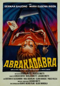 Llega Abrakadabra, el nuevo giallo de los hermanos Onetti 1