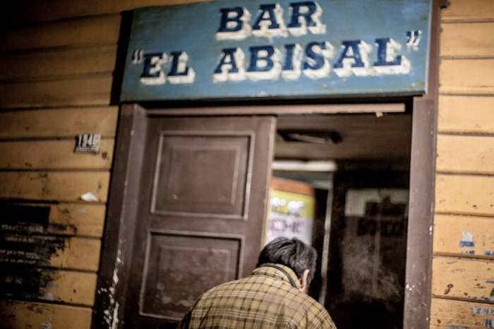 Cortos chilenos en Cine en Grande 1