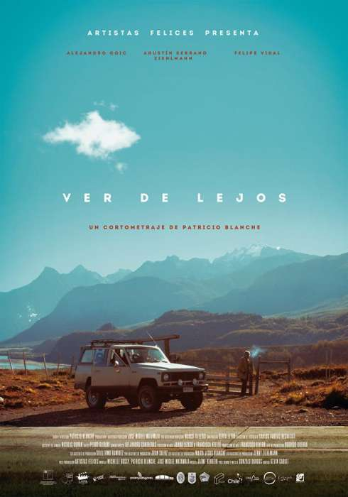 Cortos chilenos en Cine en Grande 8