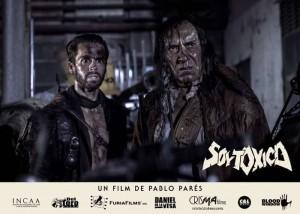 Festival Cine en Grande: Entrevista a Pablo Parés y reseña de Soy tóxico 2