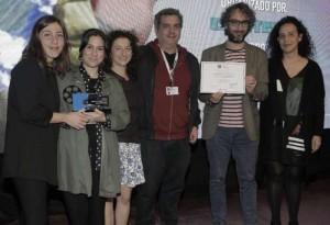 Gala y anuncio del ganador del Lab del 6° Construir Cine 1