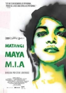 El 25 de junio llega a los cines el documental Matangi / Maya / M.I.A. 2