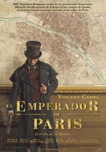El emperador de París: El justiciero parisino 2