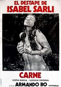 """Homenaje a Isabel """"Coca"""" Sarli en las pantallas de CINE.AR 3"""