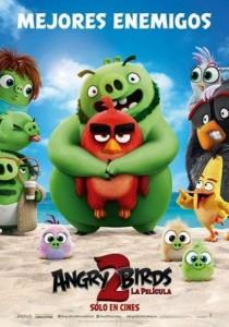 Angry Birds 2: Más enojados que nunca 1