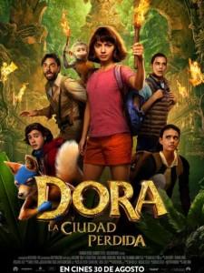 Dora y la ciudad perdida: Lara Croft infantil 2