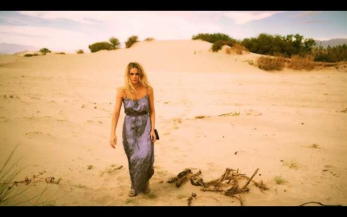 La sequía: Viajo sola 3