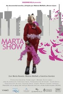 Marta Show: La fascinación entre márgenes 2