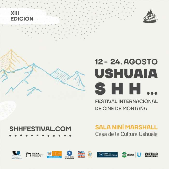 Se aproxima la XIII edición del FESTIVAL USHUAIA SHH... 1