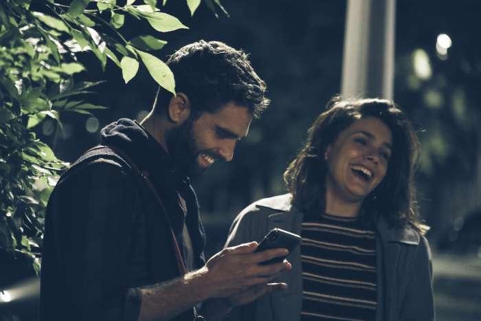 Amor de película, la nueva comedia romántica con Nico Furtado y Natalie Pérez 1