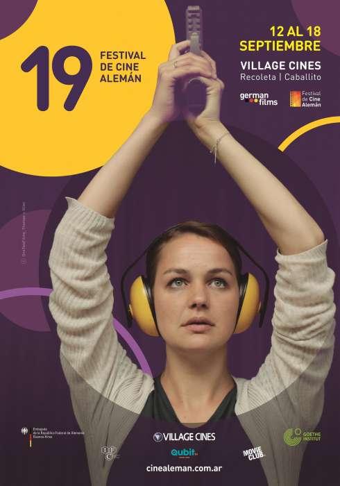 Arranca el 19 Festival de cine Alemán 2