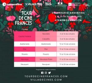 Llega el 2° Tour de Cine Francés a la Argentina con una gran selección de títulos 9