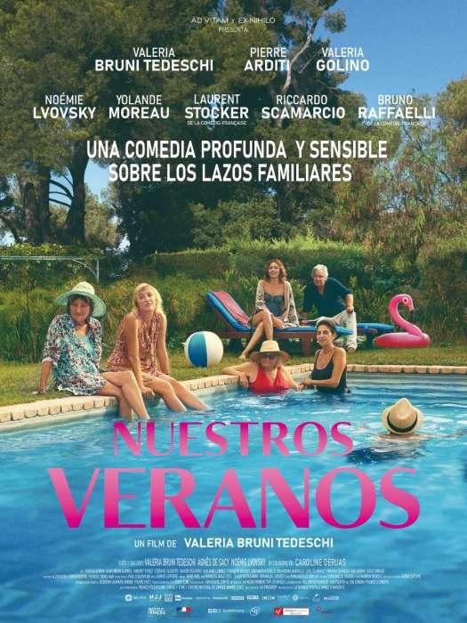 Nuestros veranos: La película sigue siendo la misma 2