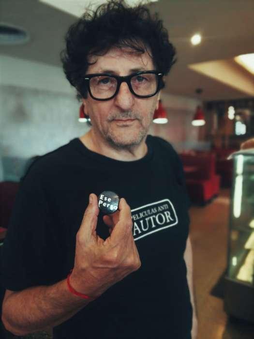 Raúl Perrone: No quería mostrar nada que tenga que ver con las miserias humanas 5