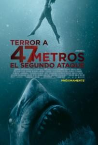 Terror a 47 metros, El segundo ataque: Sin respiro 3