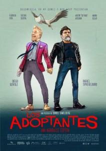 Anticipo de Los Adoptantes, comedia nacional con Diego Gentile y Rafael Spregelburd 2