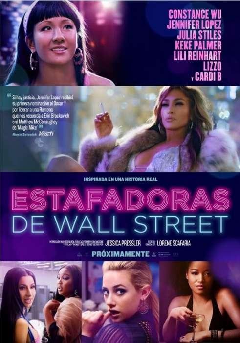 Las estafadoras de Wall Street: 2