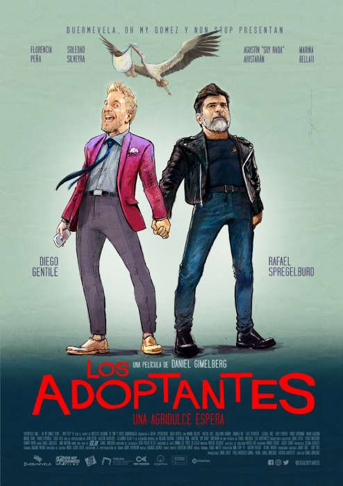 Los adoptantes: Papeles, papeles, papeles 1