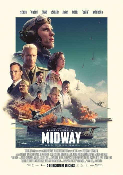 Midway, ataque en altamar: Al rescate de héroes 1