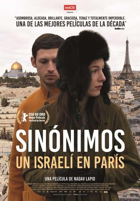 Sinónimos, un israelí en París: Europa, hazte cargo 2