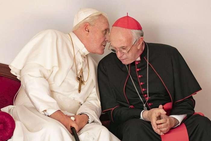Los dos papas: Católicamente correcto 3