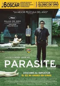 Parasite: Arriba y abajo 2